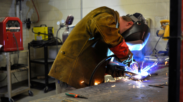 Metals: Welding Foundry