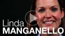 Listen to associate professor Linda Manganello discuss the relational nature of communications at Taylor.